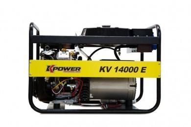 Трифазен генератор 14kW под наем Kpower KV14000