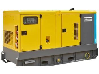 Трифазен генератор 32kW под наем Atlas Copco QAS40 KDS