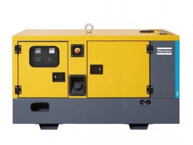 Трифазен генератор под наем 24kW Atlas Copco QES30