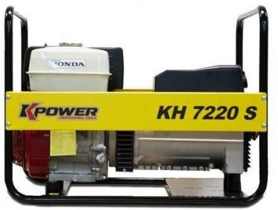 Бензинов заваръчен генератор под наем Kpower KH7220S